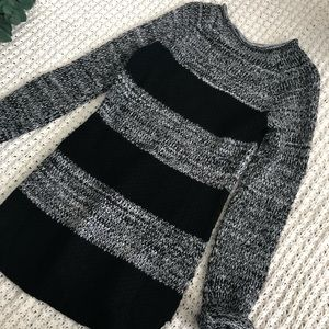 Maurices Sweaters - Maurice's Striped Sweater Tunic or Dress